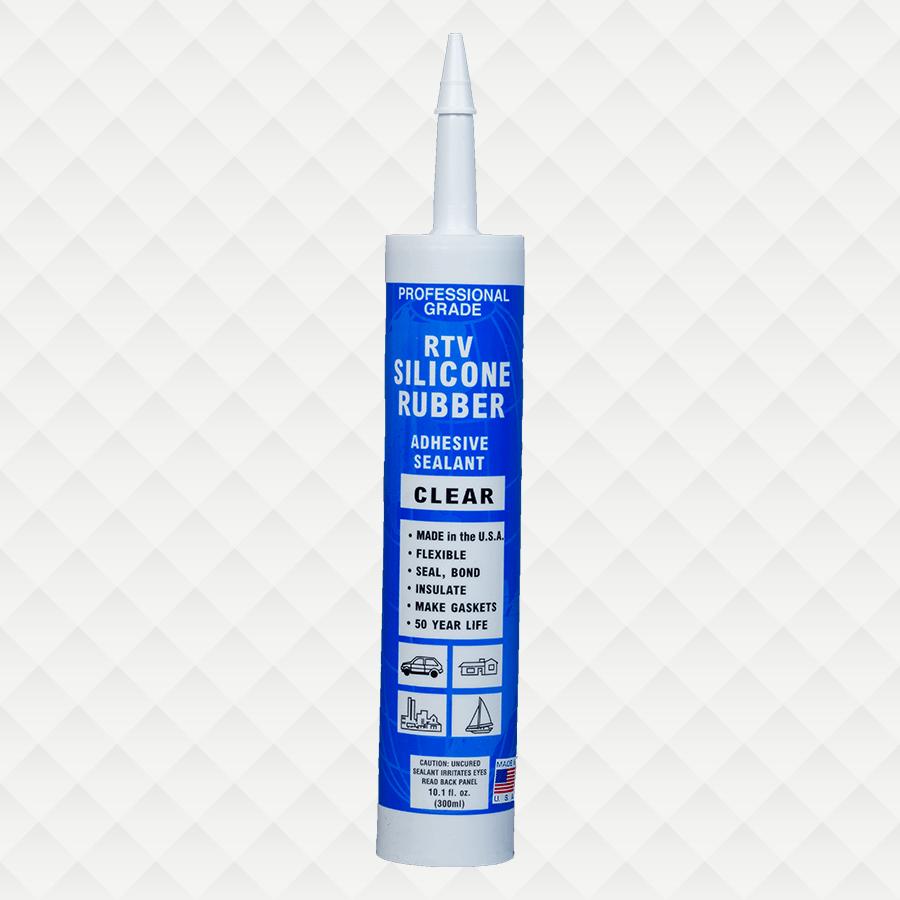 Leech Silicone Rubber Sealant