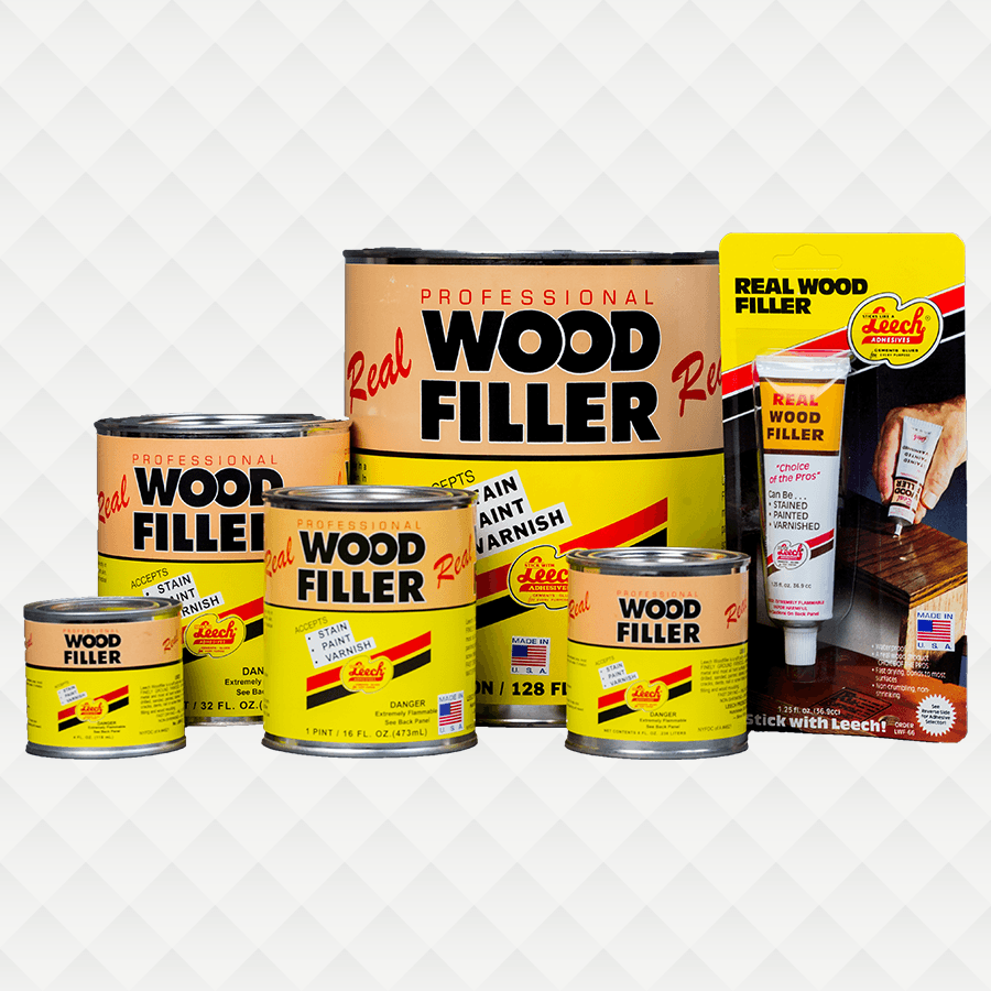 Superior Grade Real Wood Filler