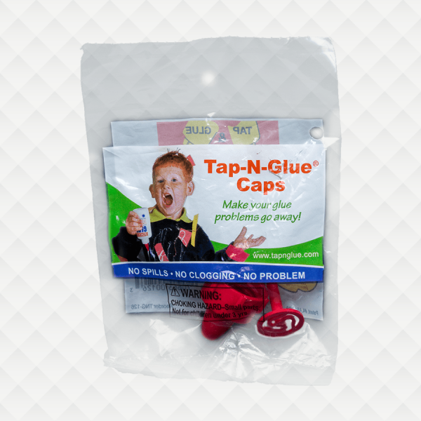 Why use a Tap-N-Glue® Cap