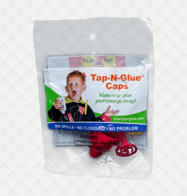 Why use a Tap-N-Glue® Cap